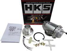 NEW HKS SSQV 4 BLOW OFF VALVE FULL SET SILVER 71008-AK001 (1)