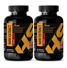 anti-aging pill - NONI EXTRACT 500MG - noni hair - 2 Bottles