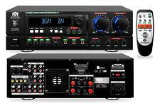 New DX213 G3 Better Music Builder KARAOKE Mixing Amplifier Mixer AMP