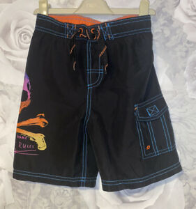 Boys Age 5-6 Years - Swimming Shorts