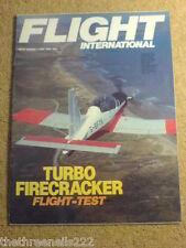 FLIGHT INTERNATIONAL - TURBO FIRECRACKER - 2 June 1984