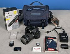 Canon EOS 80D BUNDLE with EF-S 18-135mm f/3.5-5.6 IS USM Lens