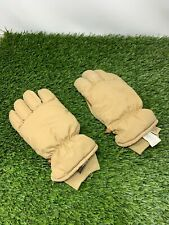 Cabela's Gore Tex Gloves Work Tan Size Small Free Shipping Hot Item🔥must Look🔥