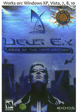 Deus Ex: Game of the Year Edition PC Game