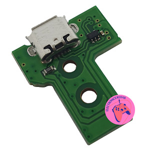 Replacement PS4 Playstation 4 Controller Pad Micro USB Charge Port JDS-030 F001