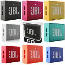JBL GO Portable Wireless Bluetooth Speaker W/A Built-In Strap-Hook