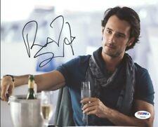 Rodrigo Santoro Focus Signed Authentic 8X10 Photo Autographed PSA/DNA #Y99281
