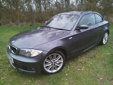 2008 BMW 123D M SPORT TWIN TURBO COUPE - NO RESERVE