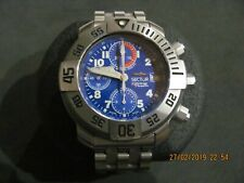 Sector No Limits Diving Team 1000 Titan Automatic  Chronograph Ref.3123985235
