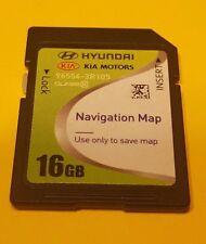 96554-3R105 2014 KIA CADENZA Navigation SD Card Map Data  96554 3R105 OEM