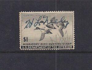 US Duck Stamp #RW-12