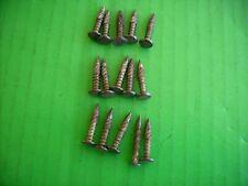 Vintage Round Head Metal Nails 3/4 Long