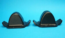 2 x Parabolic Leaf Spring Rubber Bump Stops - Ifor Williams Trailer & Horse Box