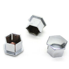 16 x Car Wheel Nut Bolt plastic Covers Caps For Peugeot 307 308 407 408 2008 HC