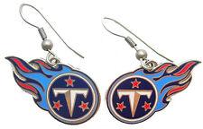 Tennessee Titans NFL Logo Earrings