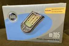 Palm m105 PDA Handheld Organizer