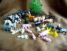 Bauernhof-Tiere