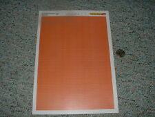 Sticko-Rama  Decals / Stickers HO 503 Tile orangey brown tones  C106
