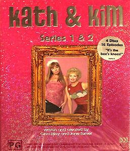 Kath & Kim : Series 1-2 (DVD, 2004, 4-Disc Set)    59