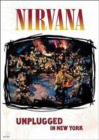 NIRVANA MTV Unplugged In New York DVD BRAND NEW NTSC Region All