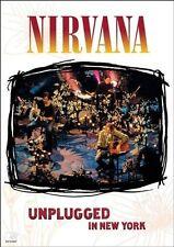 Unplugged in New York by Nirvana (US) (DVD, Nov-2007, Geffen)