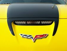 C6 Corvette Z06 / Grand Sport 2006-2013 Perforated Hood Vent Grille