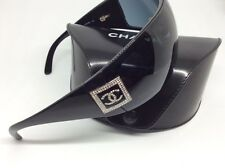 CHANEL SUNGLASSES 5085-B SWAROVSKI CRYSTALS, SOLD-OUT AMAZING ICON!!