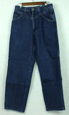Rocky Mountain Clothing Co Womens Rockies 32/13 Blue Jeans Extra Long
