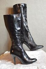 Strimma Leather Boots 4