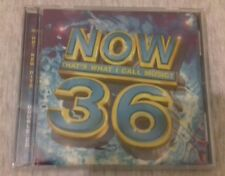 Now That's What I Call Music! 36: 2CD | 1997. New & Sealed. (Next Day Delivery).