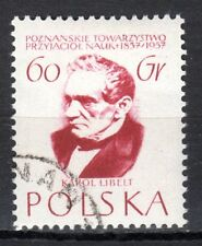 Poland - 1957 Scientific society centenary - Mi. 1033 VFU