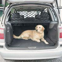 Dog Protection Net Car Isolation Barrier Pet Back Trunk Secure Net For Pet Set