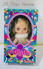 Japan Takara Tomy CWC 1/12 11cm Petit Blythe Doll Key Chain Hollywood Returns