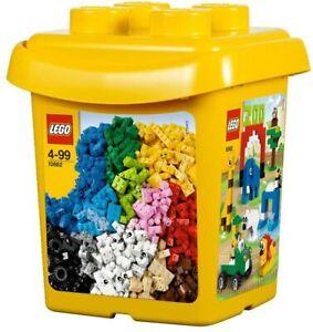 LEGO Classic - LEGO® Creative Bucket Building Play Set 10662 NEW NIB Retired
