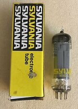 Vintage 6EH5 Sylvania Electronic Tube NOS in Orig Box~Estate