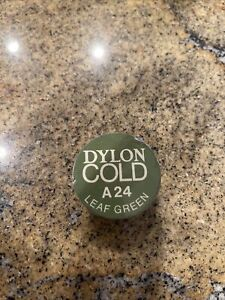 1 DYLON Fabric Cold Water Tint And Dye A24 Leaf Green Tie Dye Batik Quilting