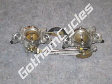 Ducati 996 Dual Injector Throttle Bodies Body Intakes 916SPS 996S 996SPS