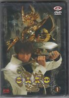 GARO DVD 1 EPS 1/4  DYNIT Video DVD 1° edizIone NUOVO SIGILLATO