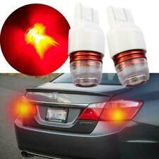 Strobe Light Flashing Red LED Bulbs For Honda Accord 2011-17 Brake Tail Light