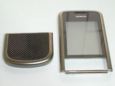 original genunie nokia 8800 arte carbon top and bottom covers