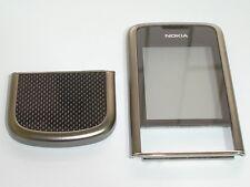 %100 original genunie nokia 8800 arte carbon front covers, top and bottom covers