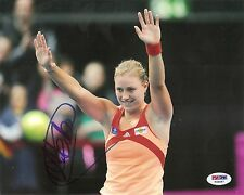 Angelique Kerber GERMANY Signed Auto 8x10 PHOTO PSA/DNA COA