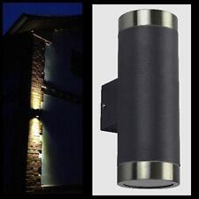 Außenleuchte anthrazit Wandleuchte IP44 Leuchte Lampe außen Fassadenleuchte LED