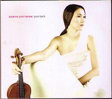 BACH Solo Violin Sonata Partita SUSANNA YOKO HENKEL 2CD Violinsonaten Partiten