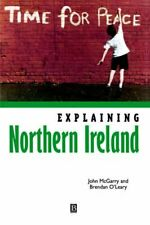 Explaining Northern Ireland by McGarry  New 9780631183495 Fast Free Shipping,,