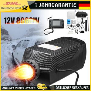 12V Diesel Standheizung Luftheizung Wohnmobil Heizung Air Heater 8000W  For Car