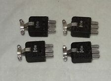 2X Jones plug 6 pin for Quad II amplifier and QC2 preamplifier