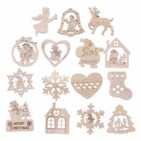 Christmas Santa Claus Christmas Snowflake Xmas Decoration Hanging Ornaments