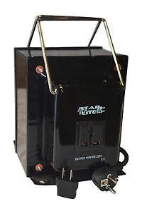 5000 Watt Heavy Duty Step Up/Down Voltage Converter Transformer 5000 Watt