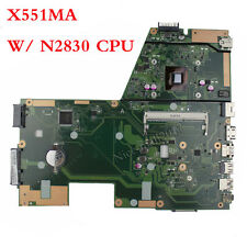 For Asus X551MA D550MA W/ N2830 CPU Motherboard 60NB0480-MB2200 Mainboard USA